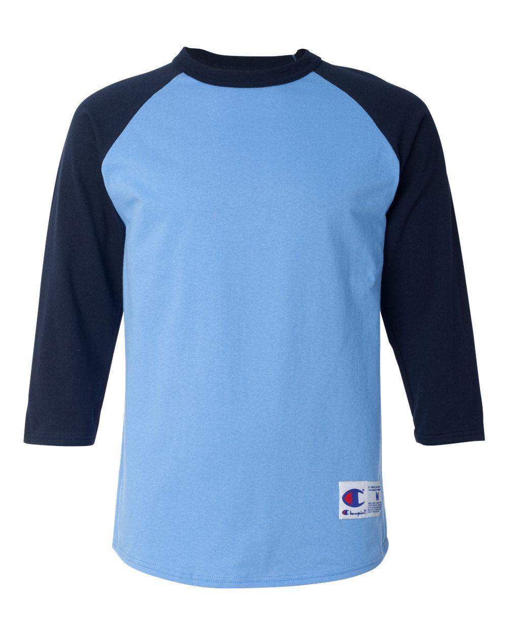 Champion T137 - Raglan Baseball T-Shirt   Needen USA