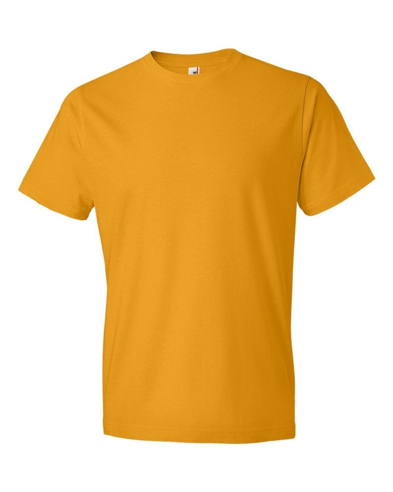 42bdbb88 Anvil 980 - Lightweight Fashion Short Sleeve T-Shirt | Needen USA