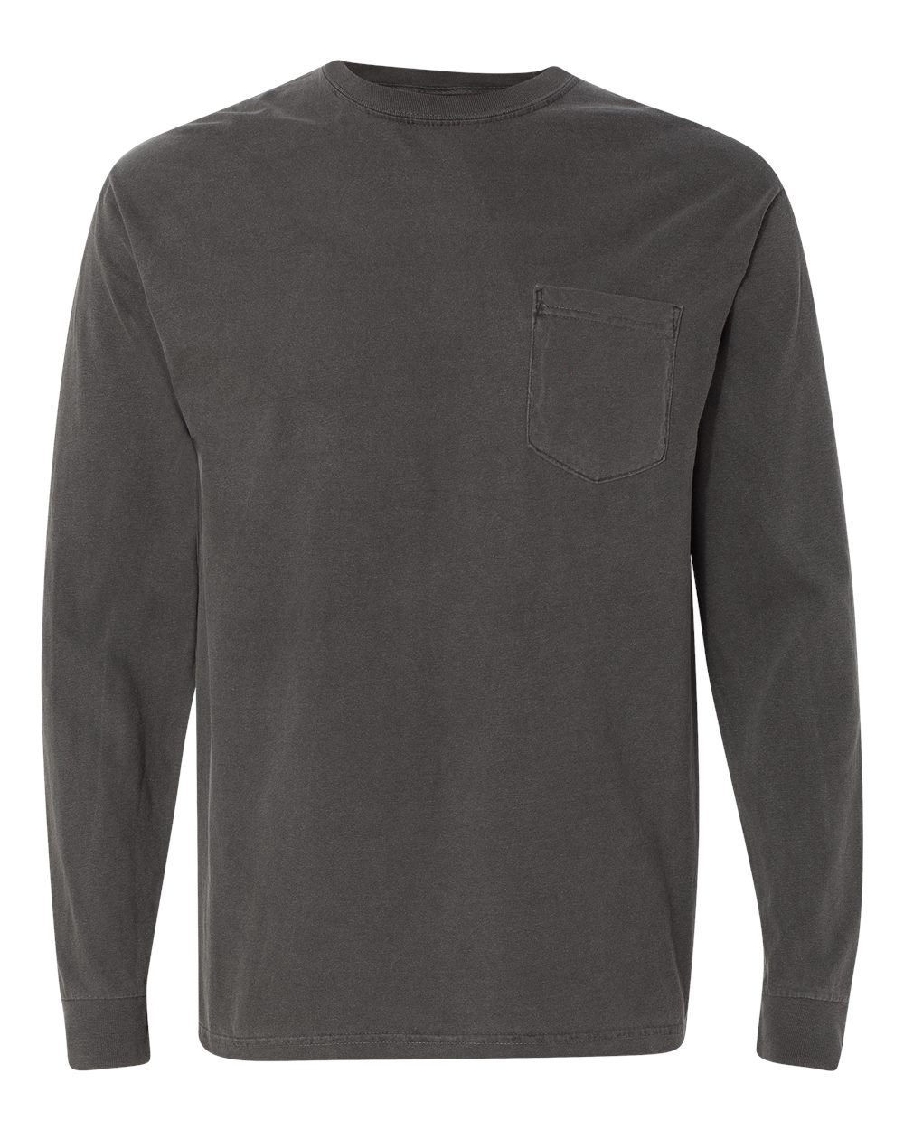32c8c43e Comfort Colors 4410 - Long Sleeve Pocket T-Shirt | Needen USA