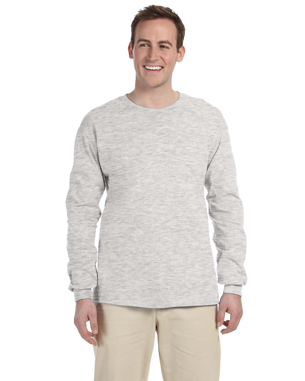 703ab3d1 Fruit of the Loom 4930R - Heavy Cotton Long Sleeve T-Shirt   Needen
