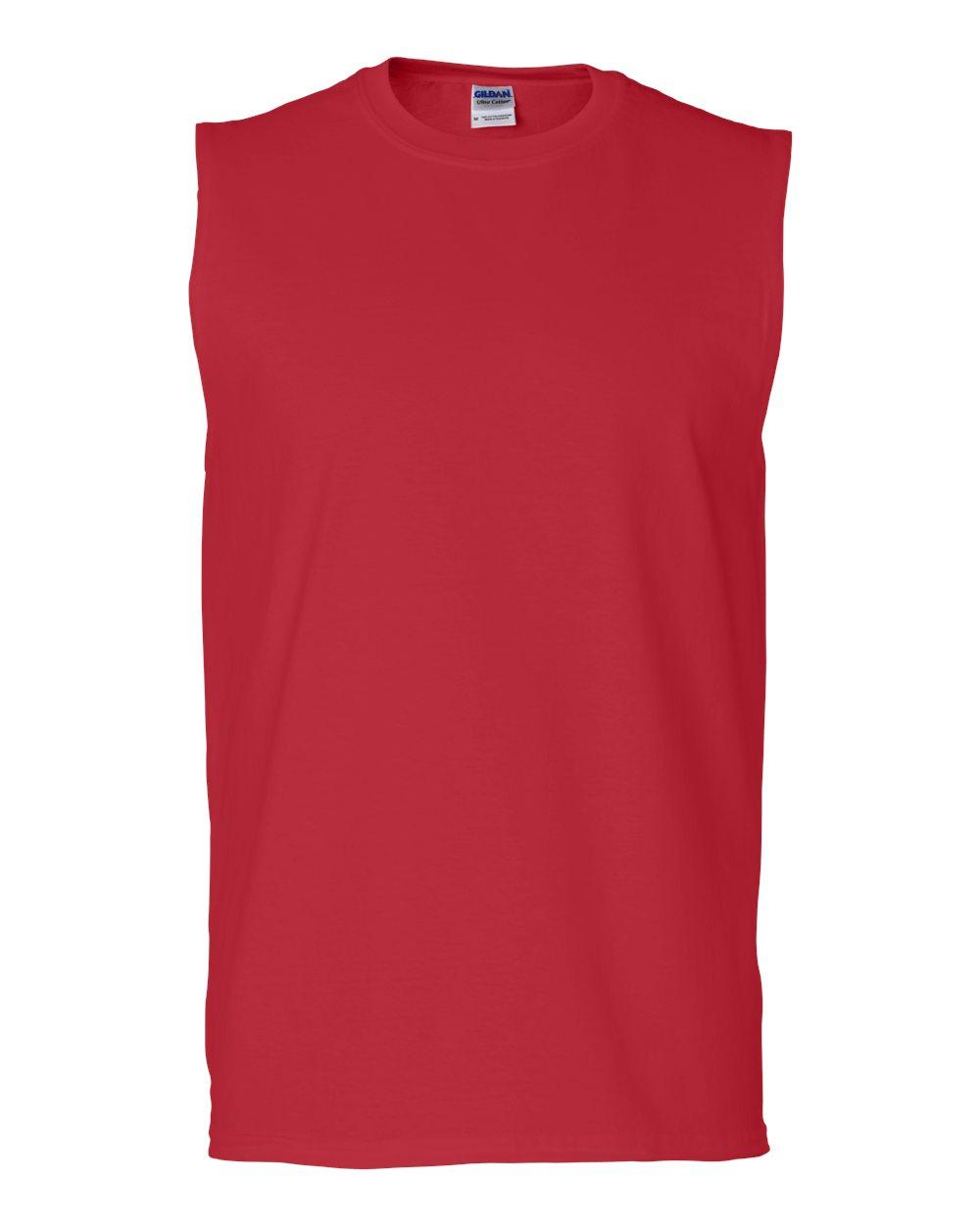 1ff8202bd47a Gildan 2700 - Ultra Cotton™ Sleeveless T-Shirt   Needen USA