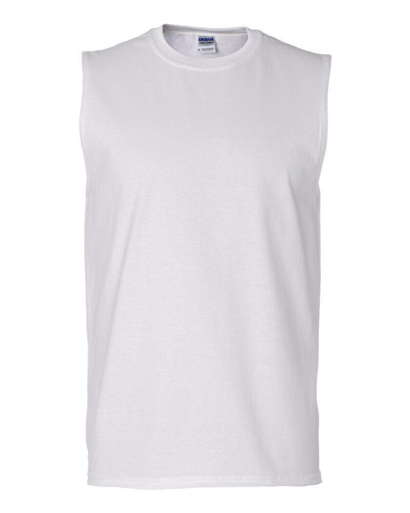 c9db25374d33 Gildan 2700 - Ultra Cotton™ Sleeveless T-Shirt | Needen USA