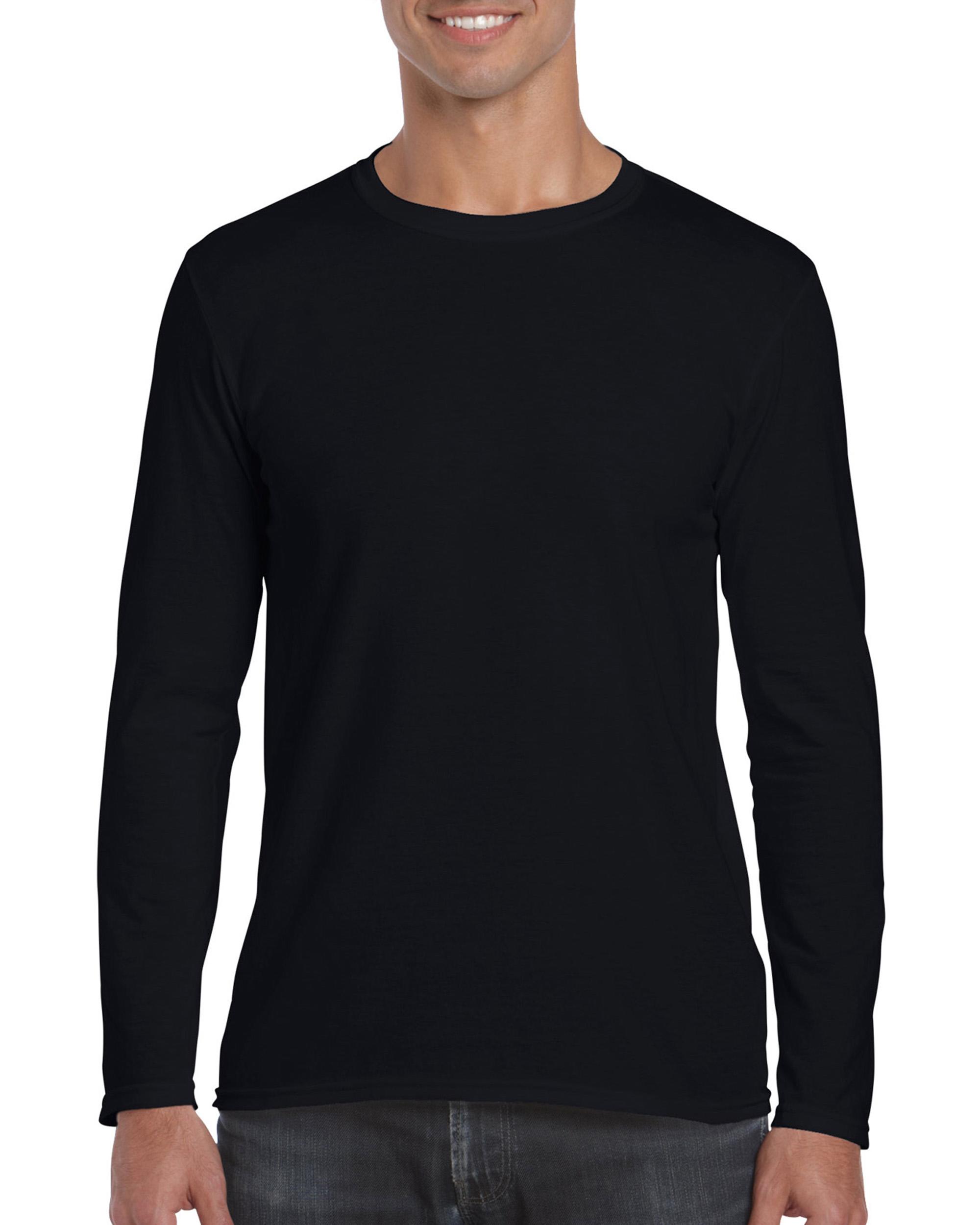 679a67565cc Gildan 64400 - Softstyle Long Sleeve T-Shirt