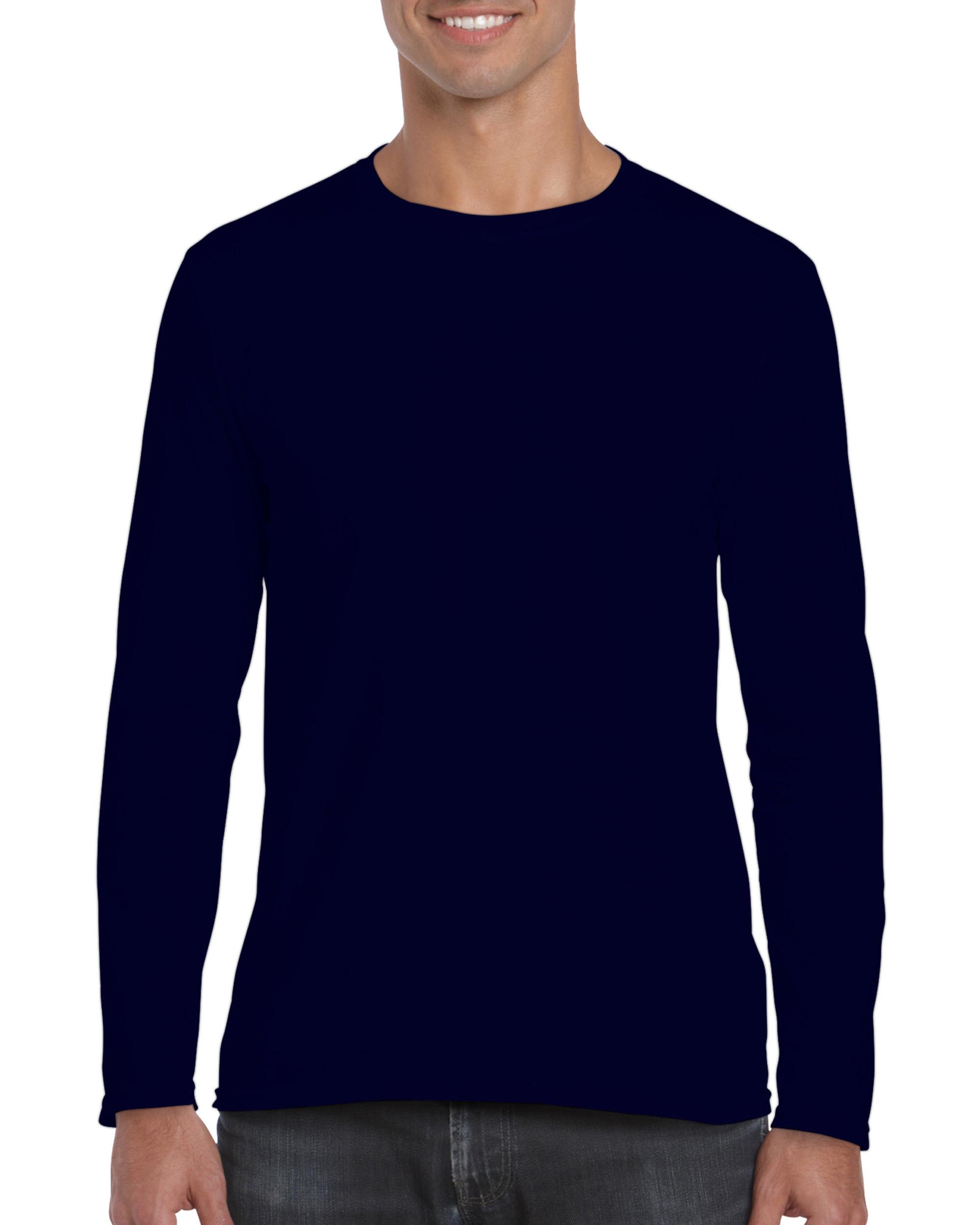 72591b7d5912f Gildan 64400 - Softstyle Long Sleeve T-Shirt