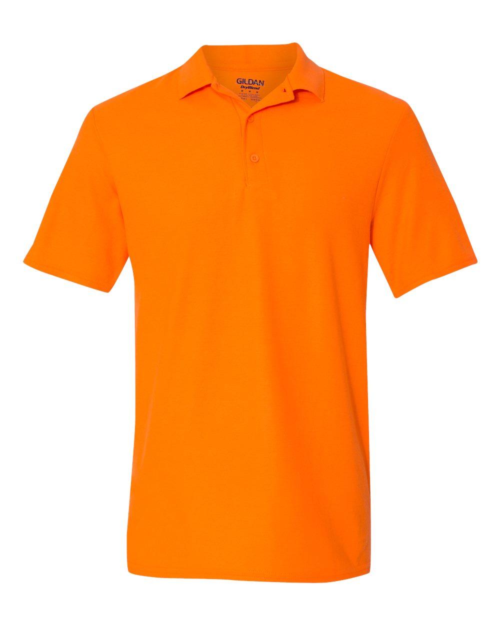 Gildan 72800 - DryBlend Double Pique Sport Shirt   Needen USA 8d168c9ae9