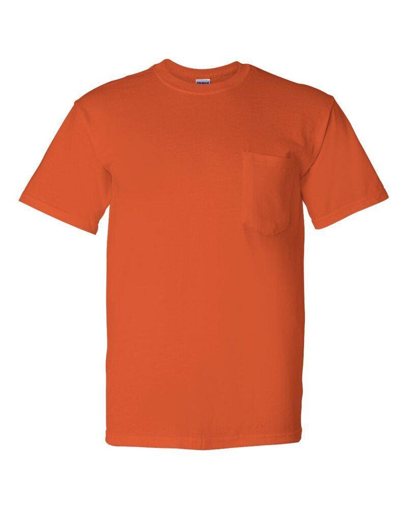 132b2a37 Gildan 8300 - DryBlend™ 50/50 T-Shirt with a Pocket | Needen USA