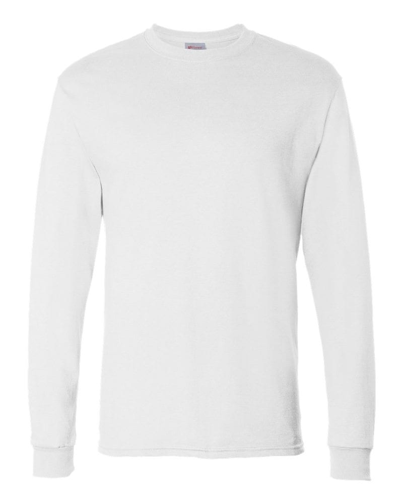 361f2dbc649 Hanes 5286 - ComfortSoft® Heavyweight Long Sleeve T-Shirt