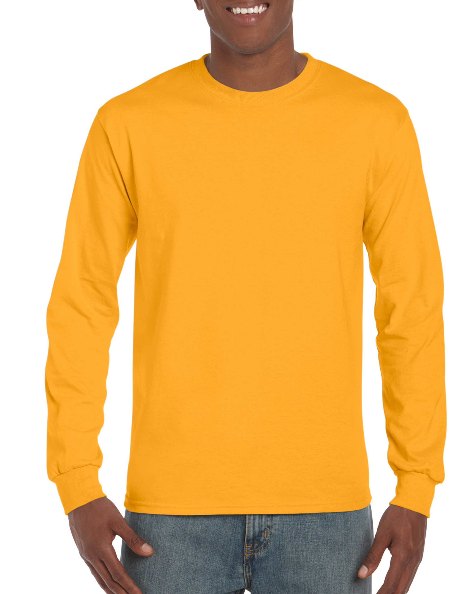 Gildan 2400 - Ultra Cotton™ Long Sleeve T-Shirt  482395640d58