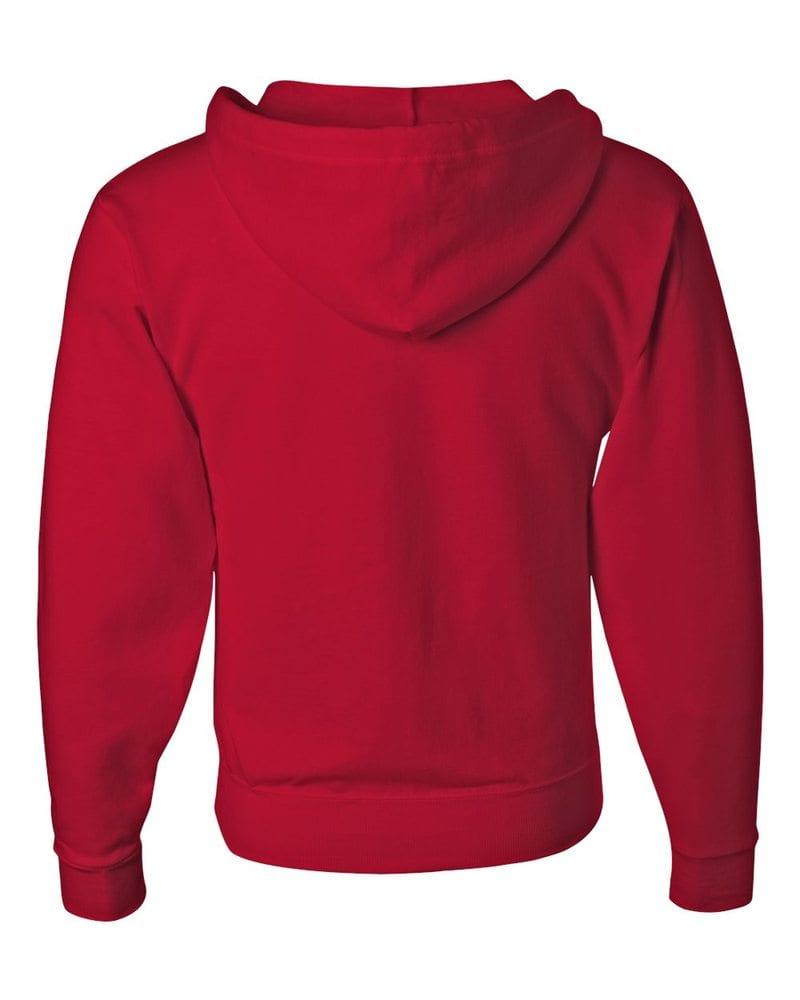 ce81ab0a1 JERZEES 993MR - NuBlend® Full-Zip Hooded Sweatshirt | Needen USA