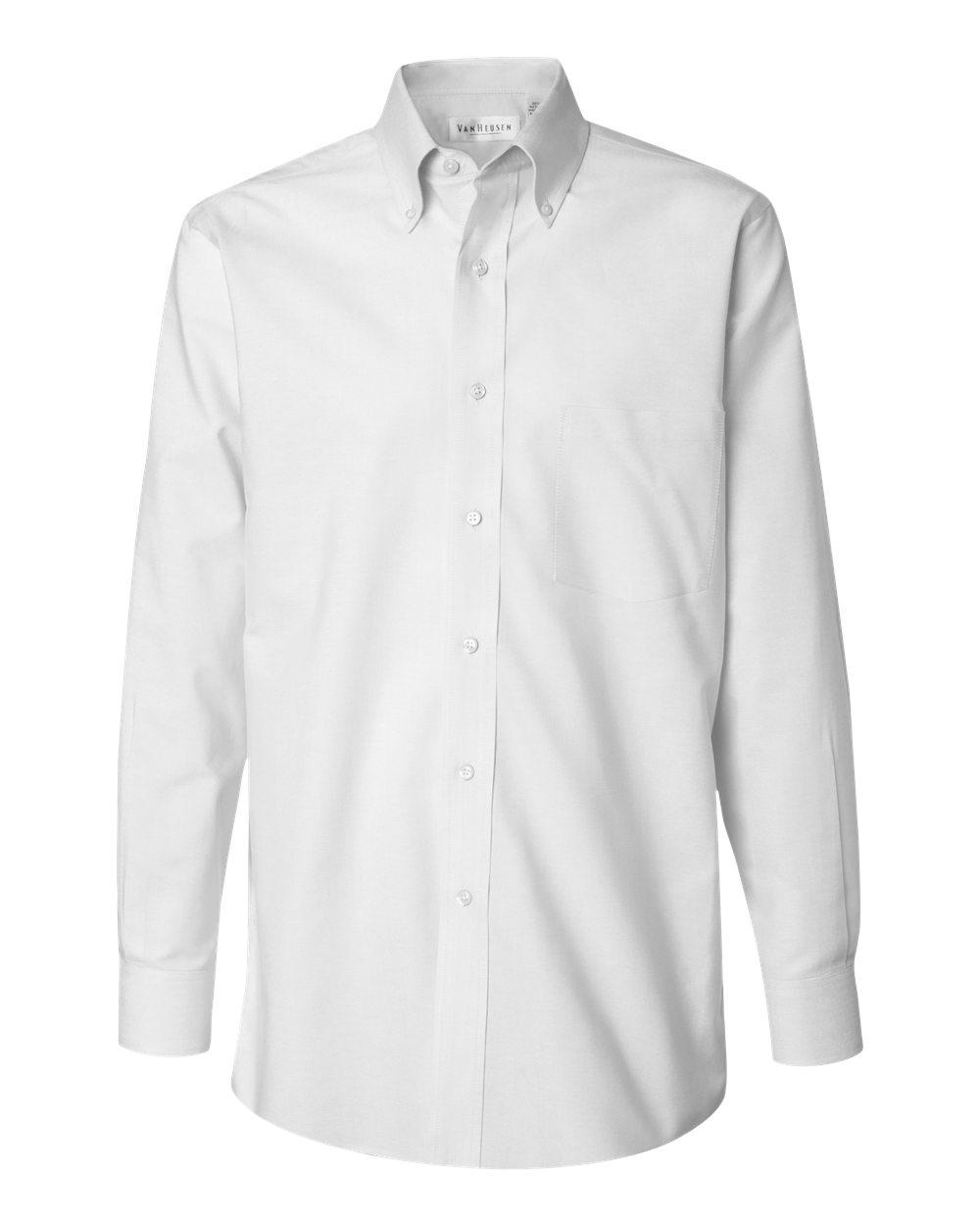 Van Heusen 13v0067 Pinpoint Oxford Shirt Needen Usa