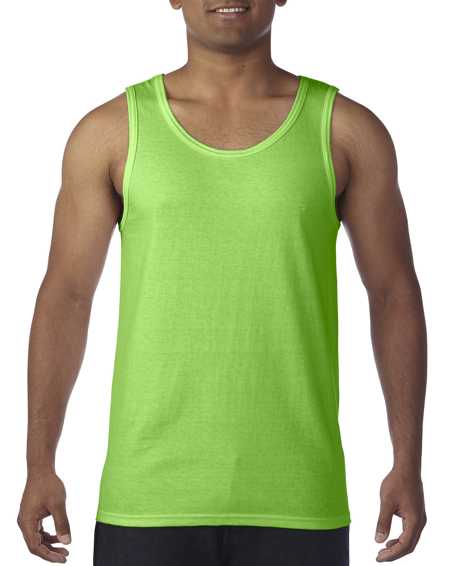 d264ba3a54 Gildan 5200 - Heavy Cotton Tank Top | Needen USA