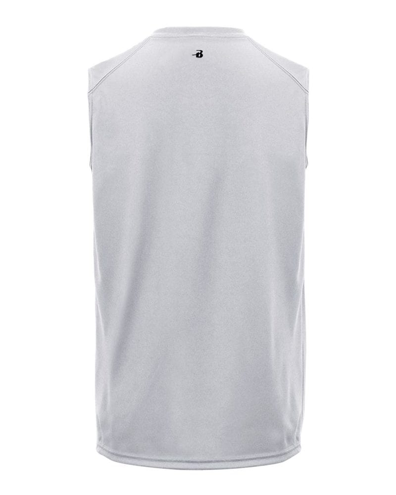 f3b2952b54ddc Badger 4130 - B-Dry Core Sleeveless T-Shirt