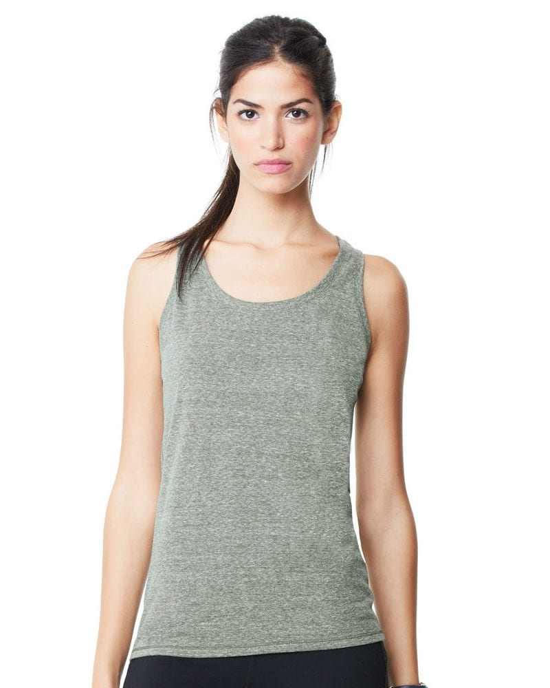 All Sport W2170 - Ladies' Triblend Racerback Tank