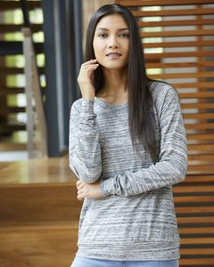 Alternative Apparel Ladies Eco Jersey Slouchy Pullover  1990e1 S-XL