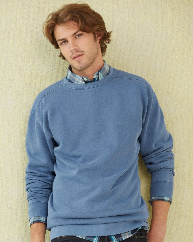 Comfort Colors 1566 - Garment Dyed Crewneck Sweatshirt