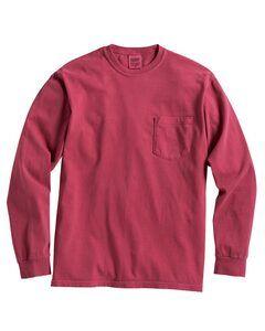 Comfort Colors 4410 - Long Sleeve Pocket T-Shirt