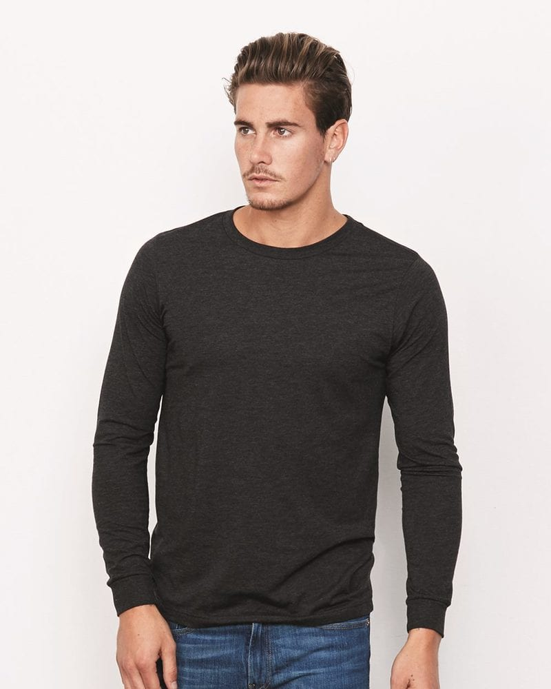 Bella+Canvas 3501 - Long Sleeve Jersey T-Shirt