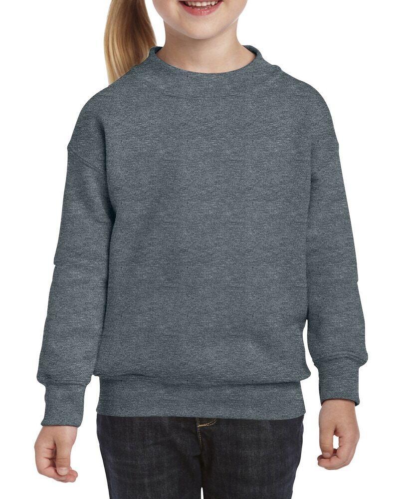 Gildan 18000B - Heavy Blend Youth Crewneck Sweatshirt