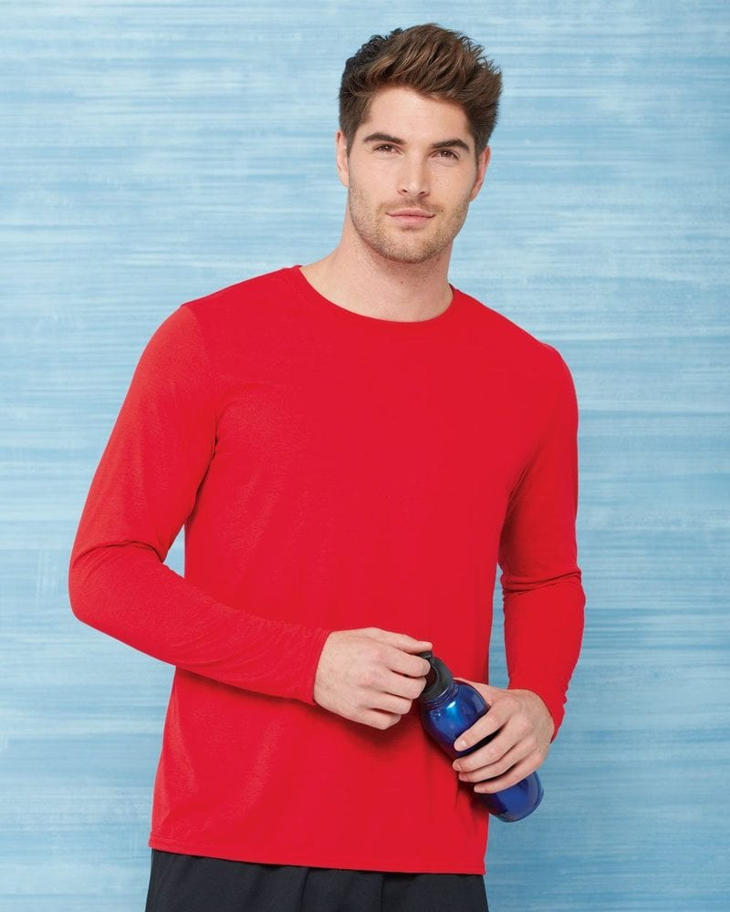 Gildan 42400 - Performance® Long Sleeve Shirt