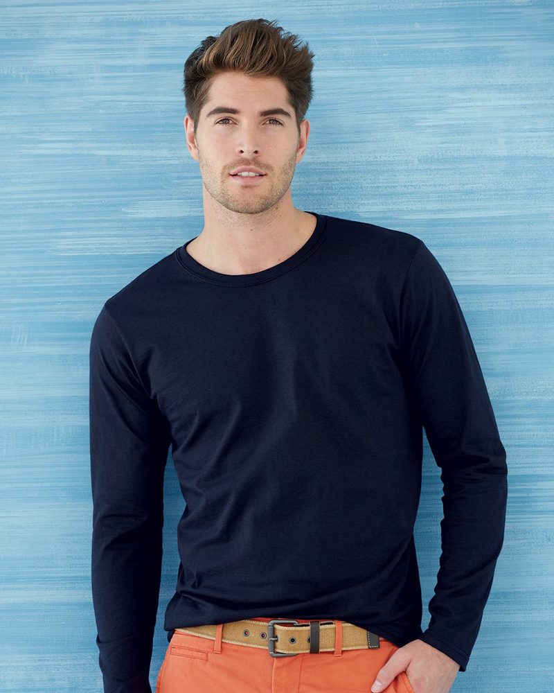 Gildan 64400 - Softstyle Long Sleeve T-Shirt