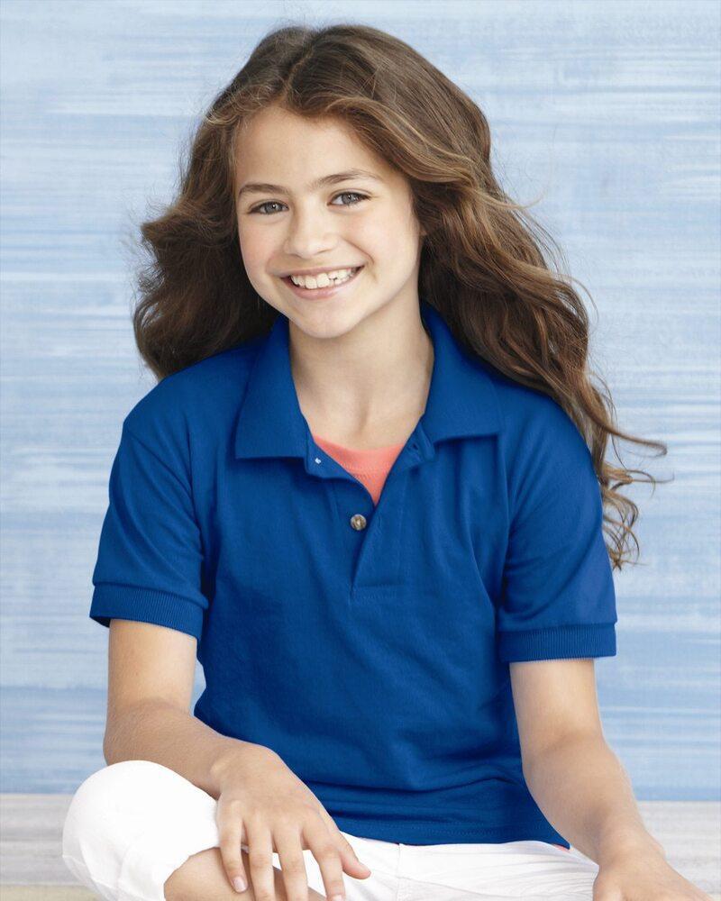 Gildan 8800B - Youth DryBlend™ Jersey Sport Shirt