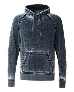 J. America 8915 - Vintage Zen Fleece Hooded Pullover Sweatshirt