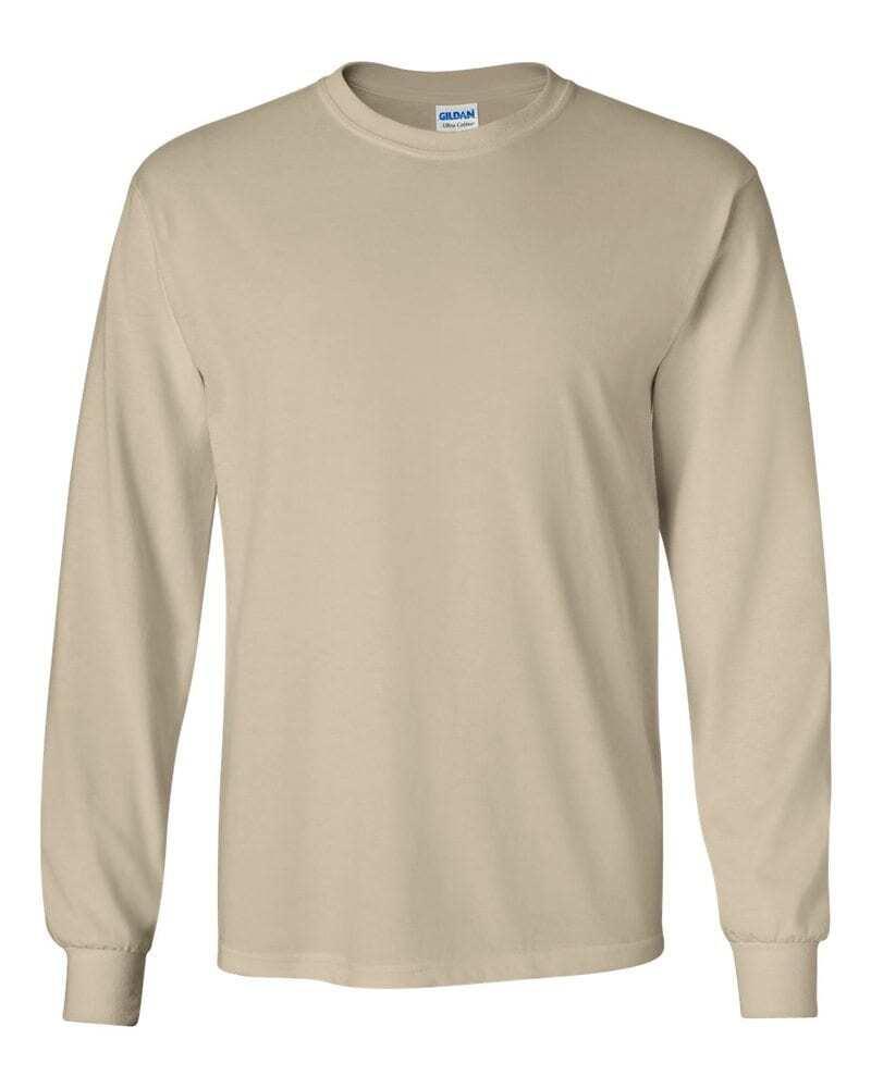 Gildan 2400 - Ultra Cotton™ Long Sleeve T-Shirt