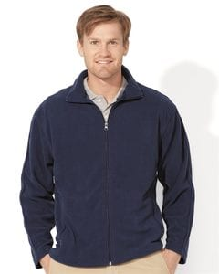 FeatherLite 3301 - Moisture-Resistant Microfleece Full-Zip Jacket