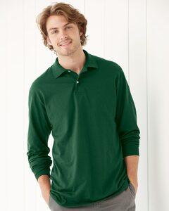 JERZEES 437MLR - SpotShield™ 50/50 Long Sleeve Sport Shirt