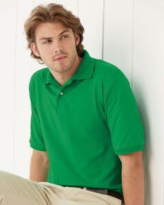 JERZEES 437MSR - SpotShield™ 50/50 Sport Shirt