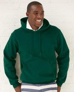 JERZEES 4997MR - NuBlend® SUPER SWEATS® Hooded Sweatshirt