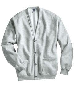 JERZEES 773MPR - 50/50 NuBlend® Cardigan Sweatshirt