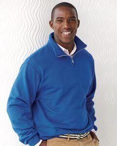 JERZEES 995MR - Nublend® Quarter-Zip Cadet Collar Sweatshirt