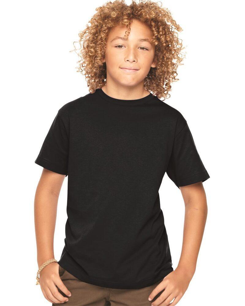 LAT 6101 - Youth Fine Jersey T-Shirt