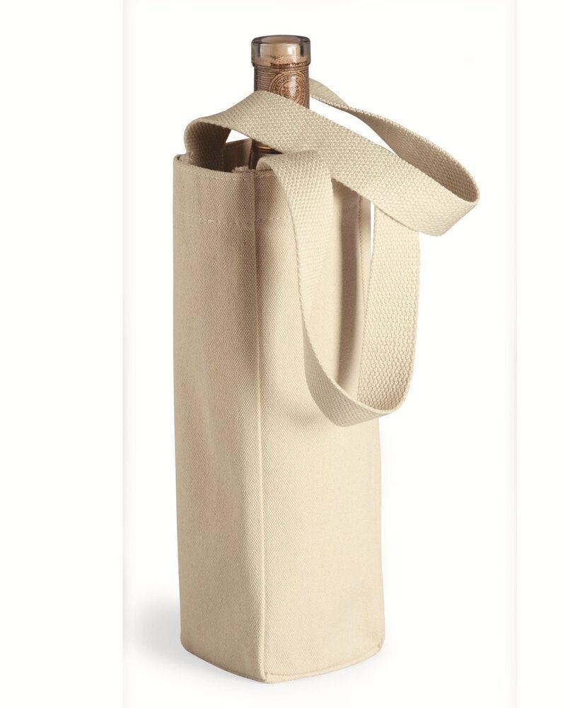 Liberty Bags 1725 - Single Bottle Wine Tote