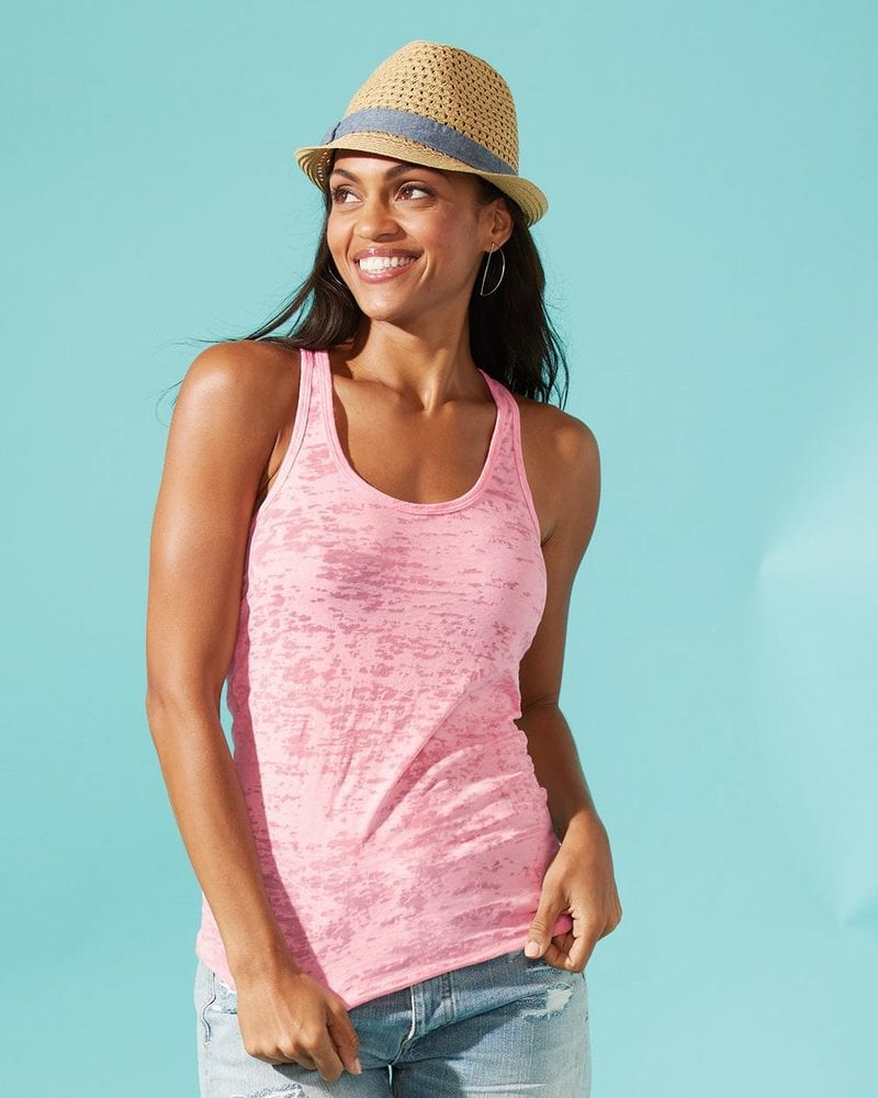 Next Level 6533 - Ladies' Burnout Racerback Tank