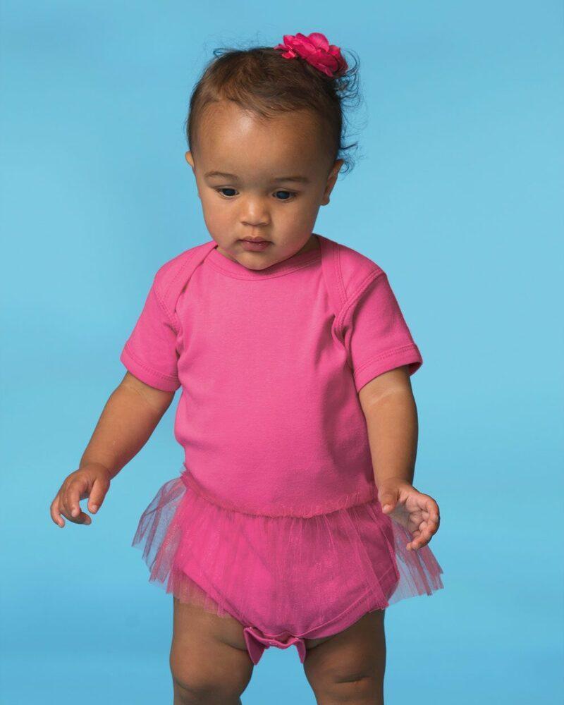 Rabbit Skins 4422 - Infant Tutu Creeper