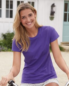 Hanes® Ladies Nano-T® Cotton T-Shirt