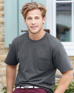 Hanes 5590 - Tagless® T-Shirt with a Pocket