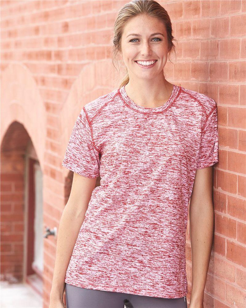 Badger 4196 - Blend Women's Performance Short Sleeve T-Shirt