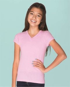 Next Level 3740 - Girls Premium Jersey The Adorabl V