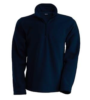 Kariban K912 - Adult Enzo Quarter-Zip Fleece Pullover Jacket