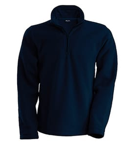 Kariban K912 - Adult Enzo Quarter-Zip Fleece Pullover Jacket