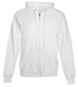 Hanes P180 - Adult Ecosmart Full-Zip Hood