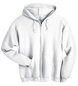 Fruit of the Loom 82230 - Supercotton Adult Full-Zip Hooded Sweatshirt