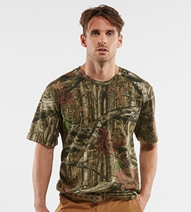 Code Five 3970 - Mossy Oak Adult Camouflage T-Shirt