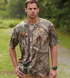 Code Five 3983 - Performance Camouflage T-Shirt