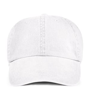 Anvil 146 - Solid Low Profile Pigment Dyed Twill Cap