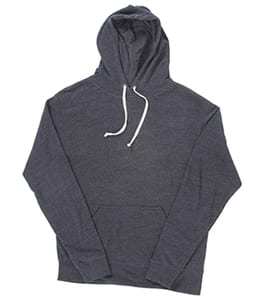 J. America J8871 - Adult Tri-Blend Fleece Pullover Hood