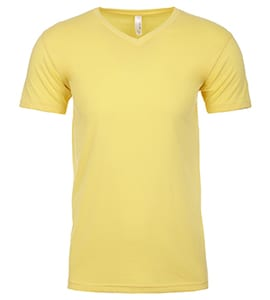 Next Level NL6440 - Mens Premium Fitted Sueded V-Neck Tee